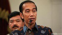 Jokowi Tanggapi Aksi 22 Mei