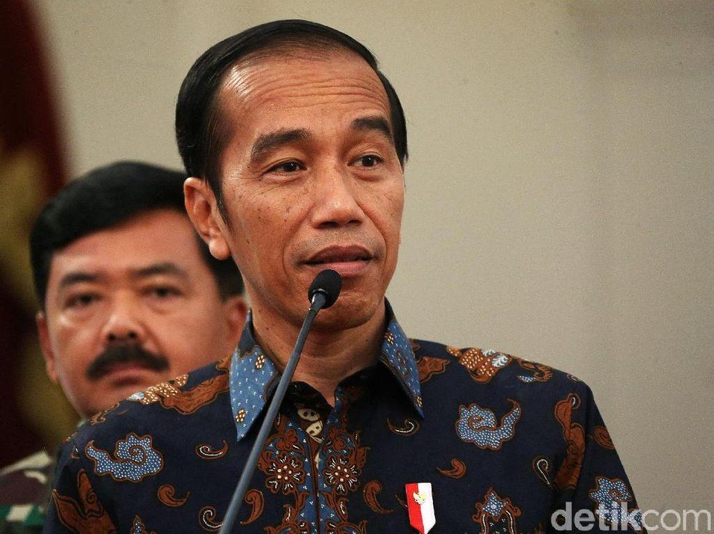 Jokowi Bicara Aturan Pelarangan Ormas, FPI Menjawab