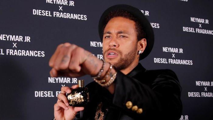 Neymar dituduh melakukan pemerkosaan. (Foto: Reuters)