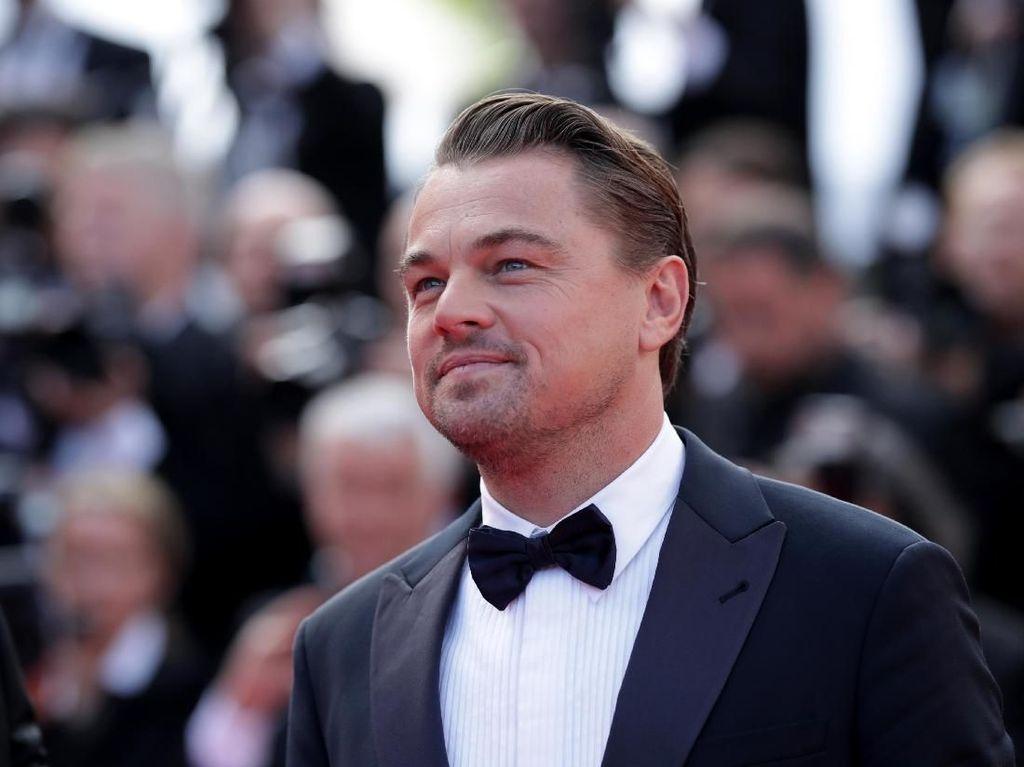 Leonardo DiCaprio Galang Dana untuk Kebakaran Hutan Amazon