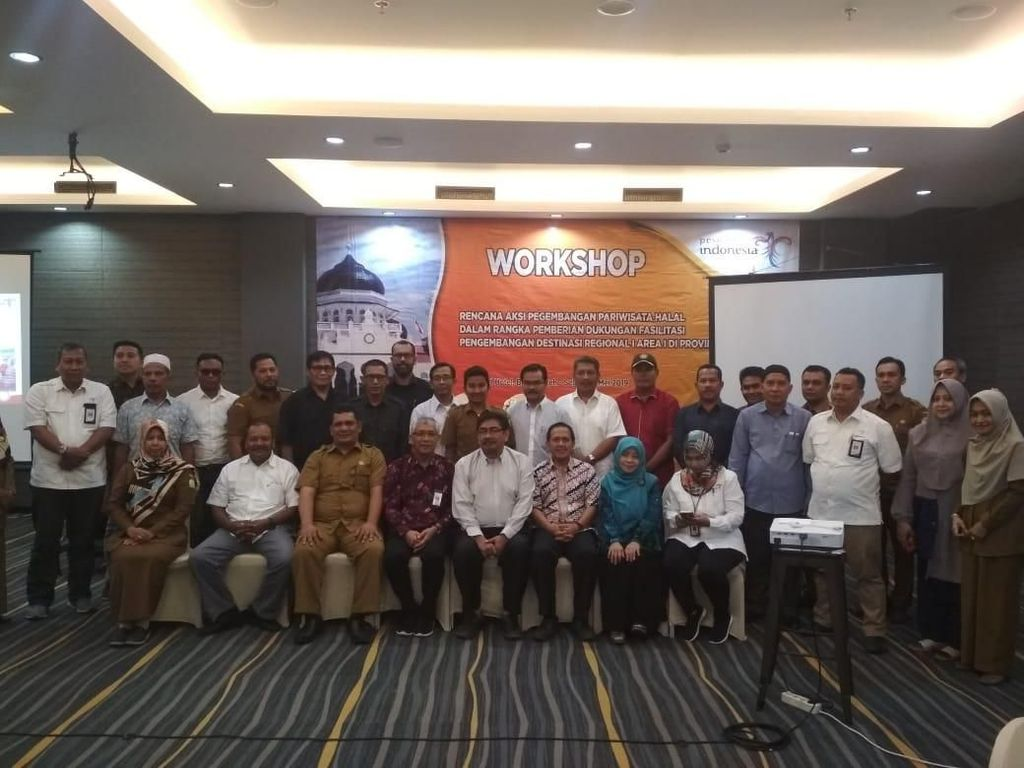 Kemenpar Benahi Aceh Agar Jadi Destinasi Halal Unggulan
