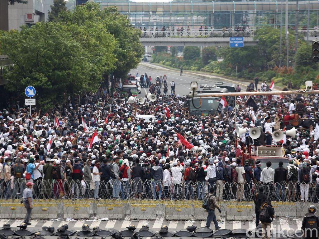 Beredar Isu Kekerasan Aparat terhadap Warga di Aksi 22 Mei, Ini Respons Kompolnas