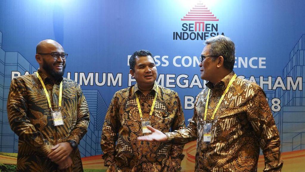 RUPS Tahunan 2019, Semen Indonesia
