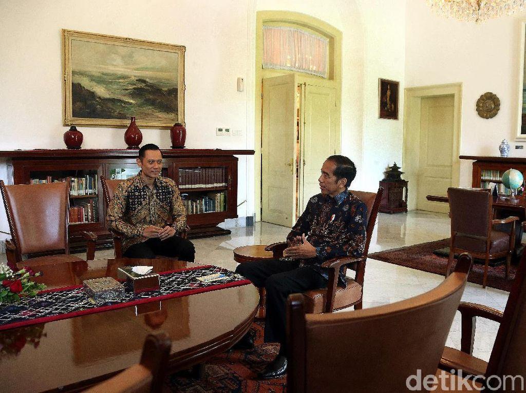 PD Prioritaskan AHY Jadi Menteri: Pos Mana Pun Terserah Jokowi