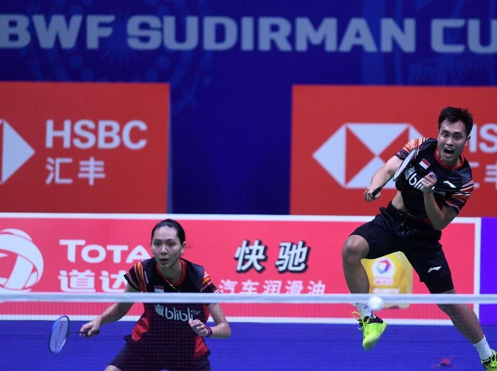 Hafiz/Gloria Pilih Lawan Jepang ketimbang Malaysia di Indonesia Open