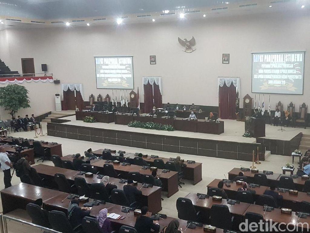 BPK Beri Opini WTP ke Pemprov Banten dengan 6 Catatan