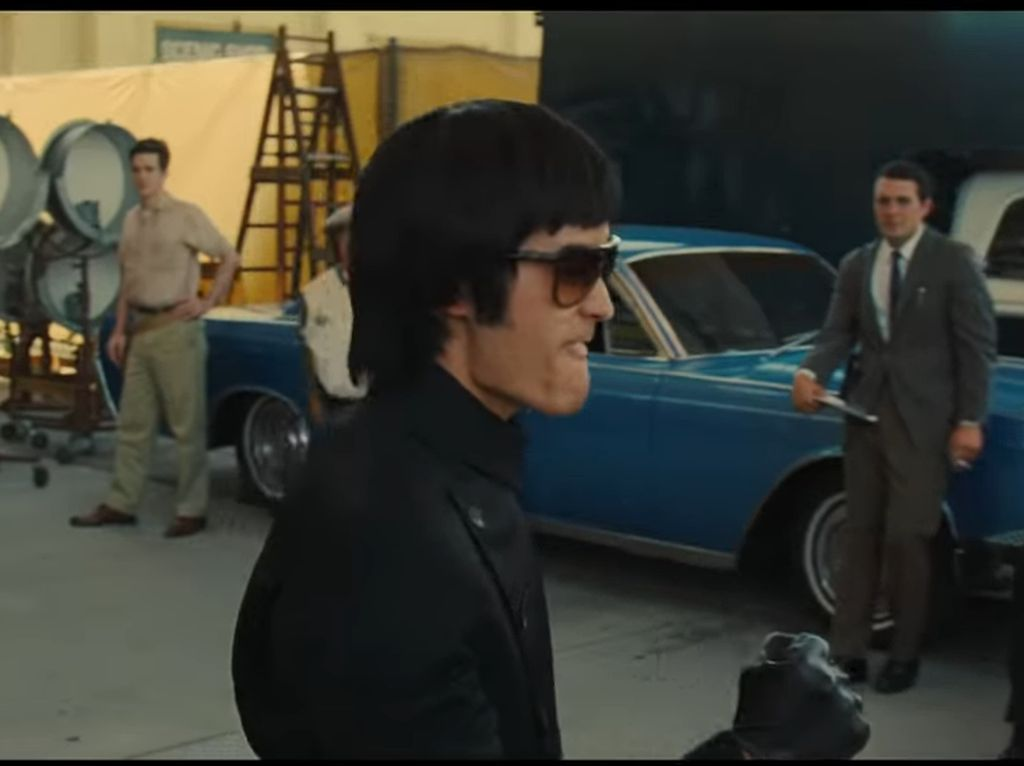 Bruce Lee Hidup Lagi di Once Upon a Time in Hollywood
