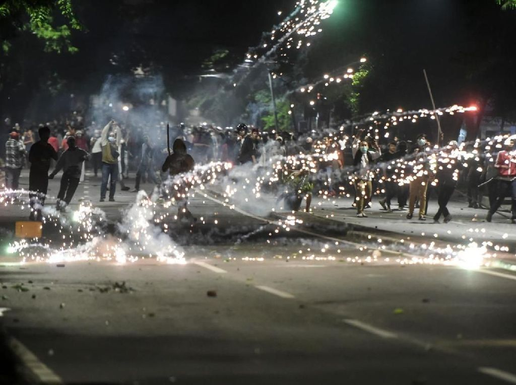 Korban Aksi 22 Mei Tertembak Peluru Tajam, KontraS: Peluru Siapa?