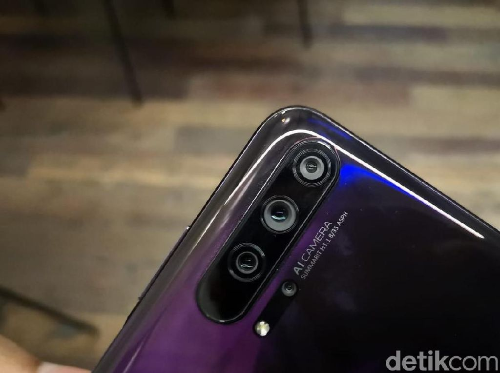 Wow, Skor DxOMark Honor 20 Pro Pepet Galaxy S10 5G