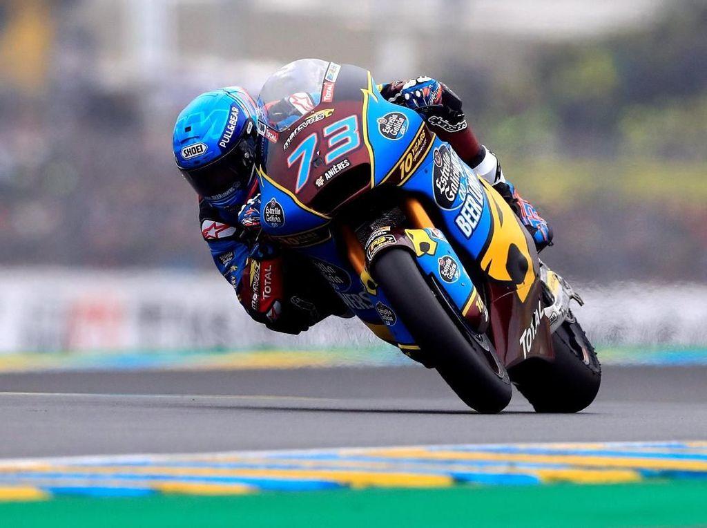 Buat Alex Marquez, Mesin Honda Tak Terlalu Ramah untuk Rookie MotoGP