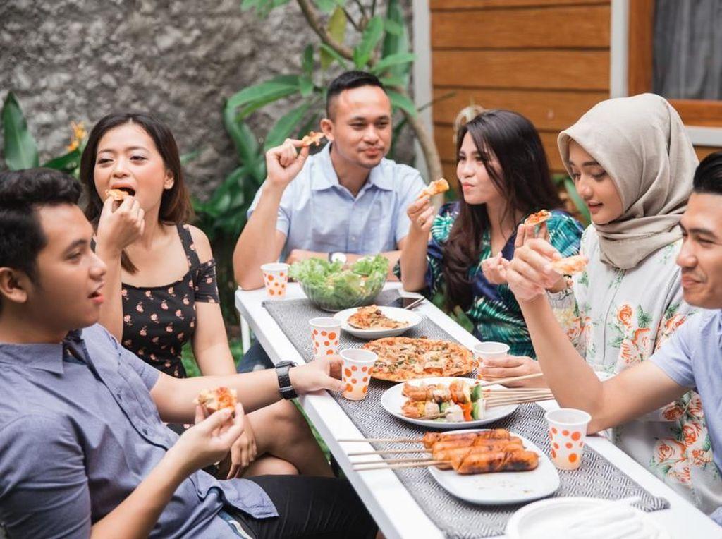 Cara Atur Porsi Makan yang Sehat Saat Buka dan Sahur