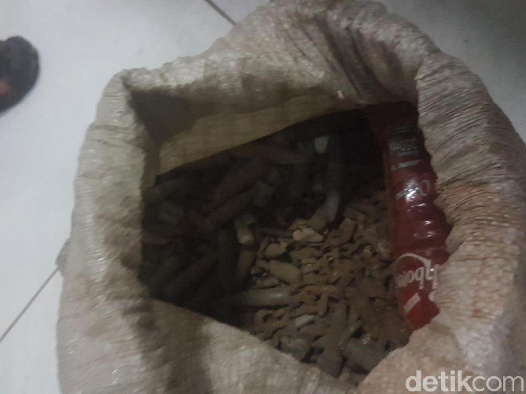 Polisi: Proyektil Peluru di Serang Tak Aktif