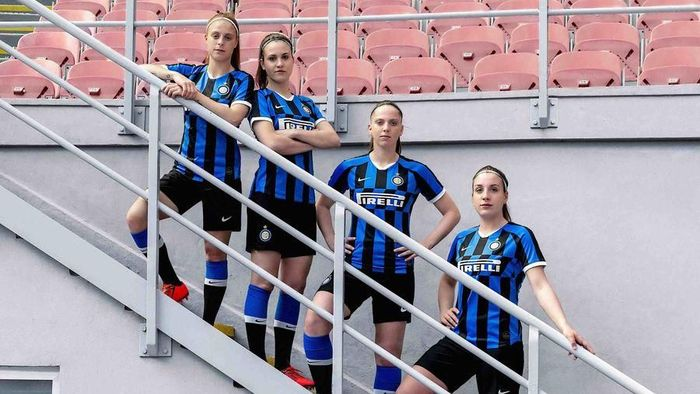 Inter Milan luncurkan jersey kandang 2019/2020. (Foto: Inter.it)