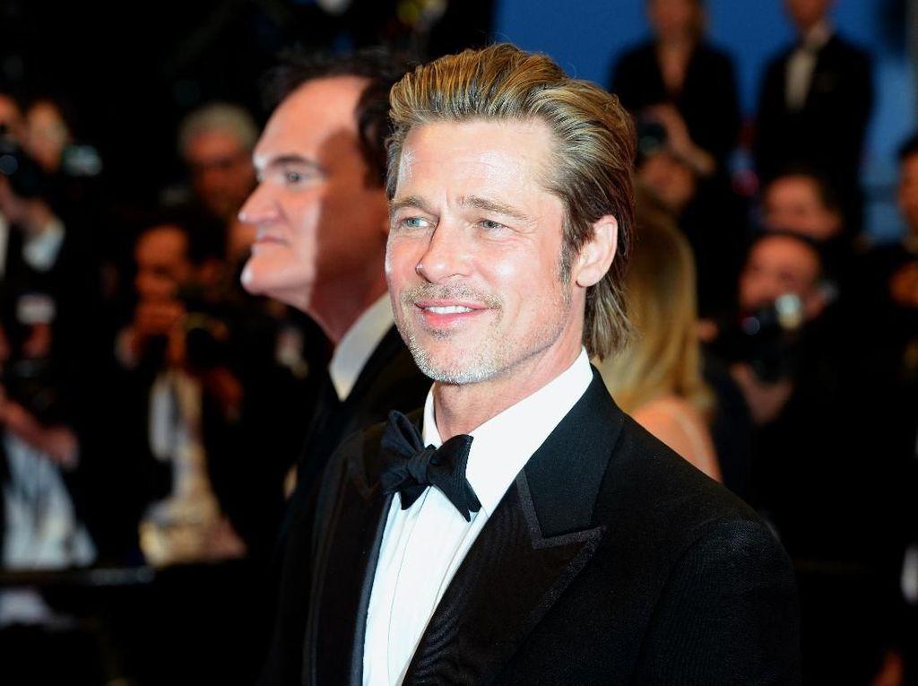 Brad Pitt Ngaku Tak Menangis Sejak 20 Tahun Lalu, Hati-hati Bisa Picu Depresi