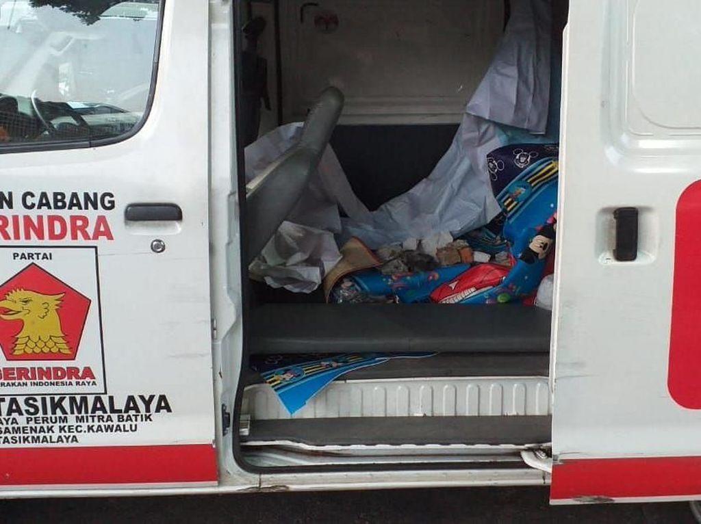 Polri Periksa 10 Saksi soal Ambulans Gerindra Berisi Amunisi Rusuh