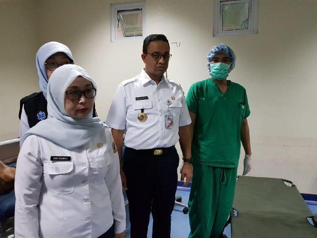 Berita Anies Pastikan Korban Ricuh Aksi di Depan Bawaslu Dirawat dengan Baik Minggu 16 Juni 2019