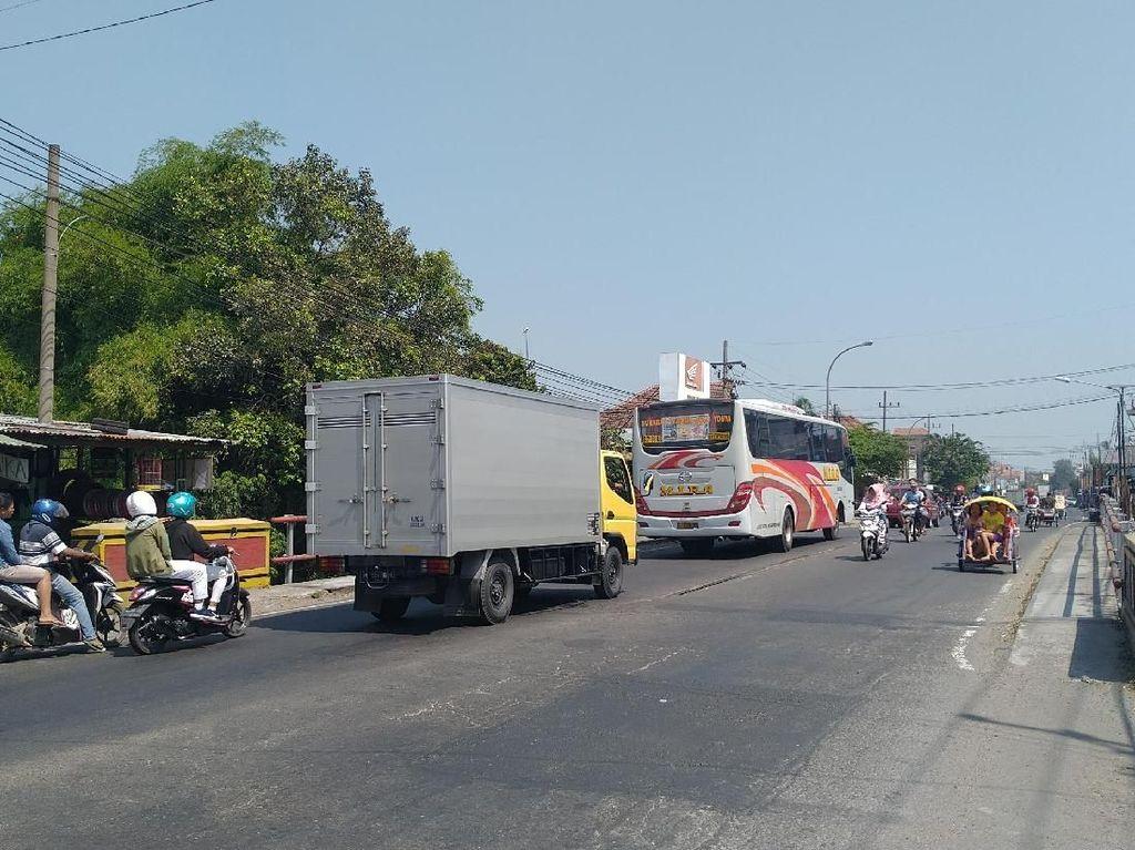 Jalur Mudik Jombang Sepanjang 32 KM Rawan Macet