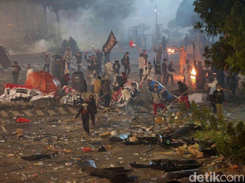 Kutuk Rusuh 22 Mei, Forum Cikatomas Indonesia Soroti Pelibatan Anak-anak