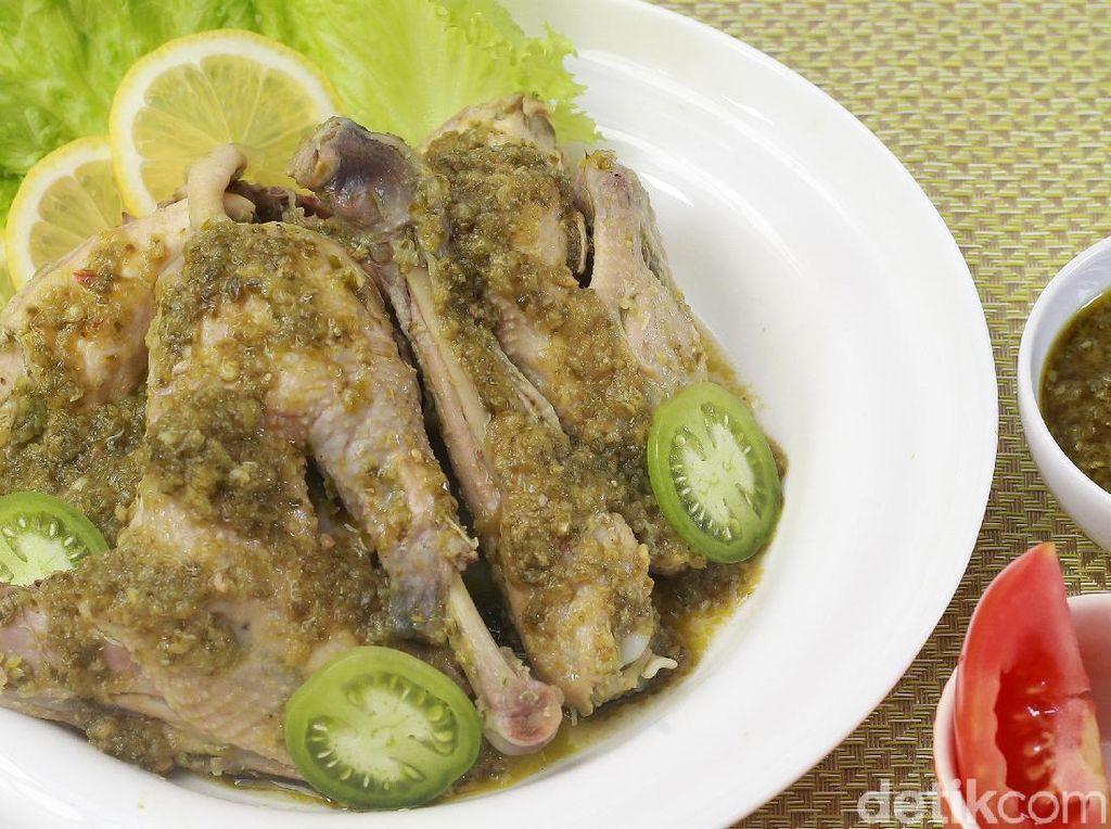 Resep Ramadan : Ayam Lado Mudo