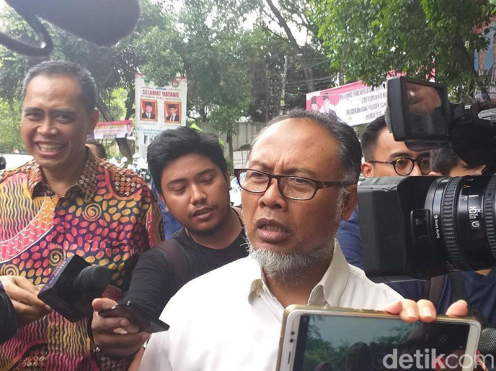 Sering Menang di MK, Alasan BW Ditunjuk Pimpin Tim Hukum Prabowo