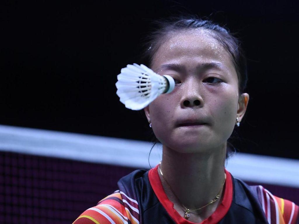 Perang Saudara di Babak Awal, Tunggal Putri Pede Capai Semifinal