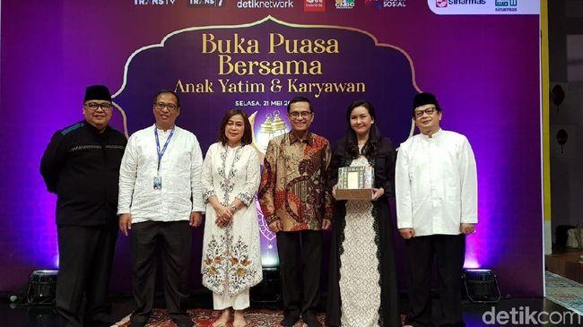 Berita Transmedia Bukber Anak Yatim, Yayasan Muslim Sinar Mas Wakafkan Alquran Jumat 20 September 2019