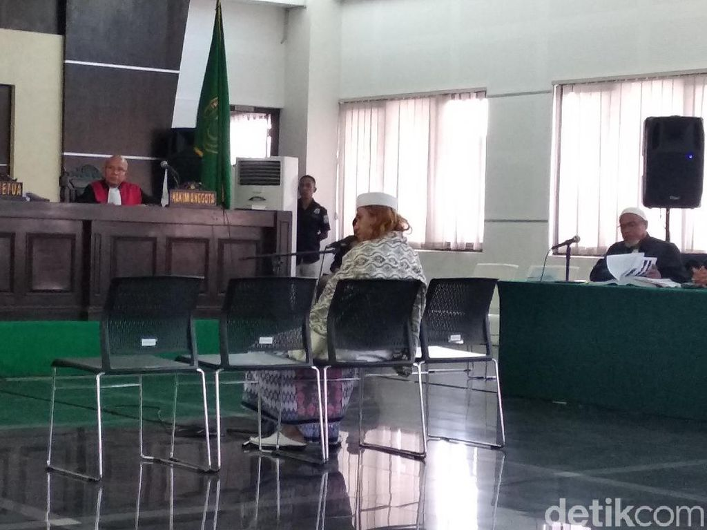 Penyesalan Malu-malu Habib Bahar di Pengadilan