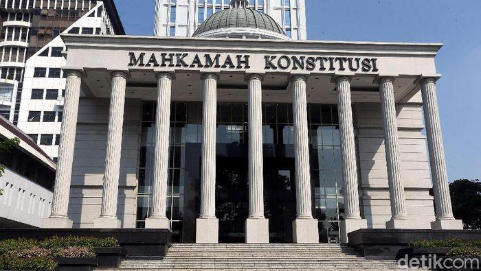 Mahkamah Konstitusi/Foto: Rengga Sancaya