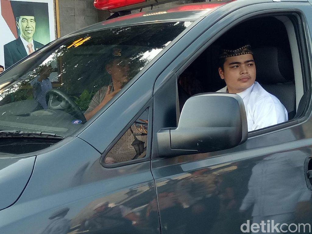 Jenazah Ustaz Arifin Ilham Tiba di Az-Zikra Sentul