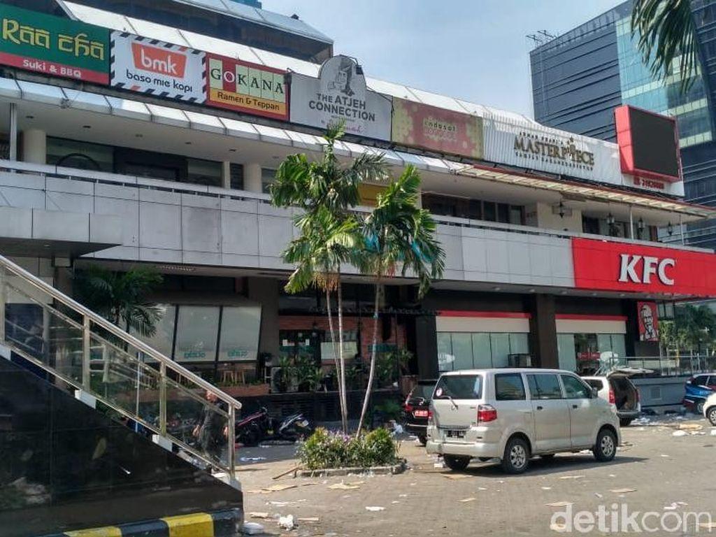 Tak Cuma McDonalds,KFCjuga Tutup karena Perombakan Sarinah
