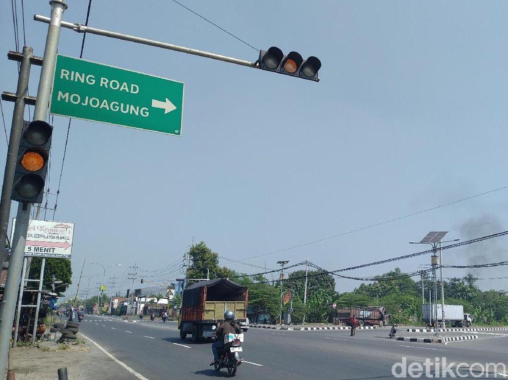 Ingat! Ini Jalur Alternatif Hindari Kemacetan di Jalur Mudik Jombang