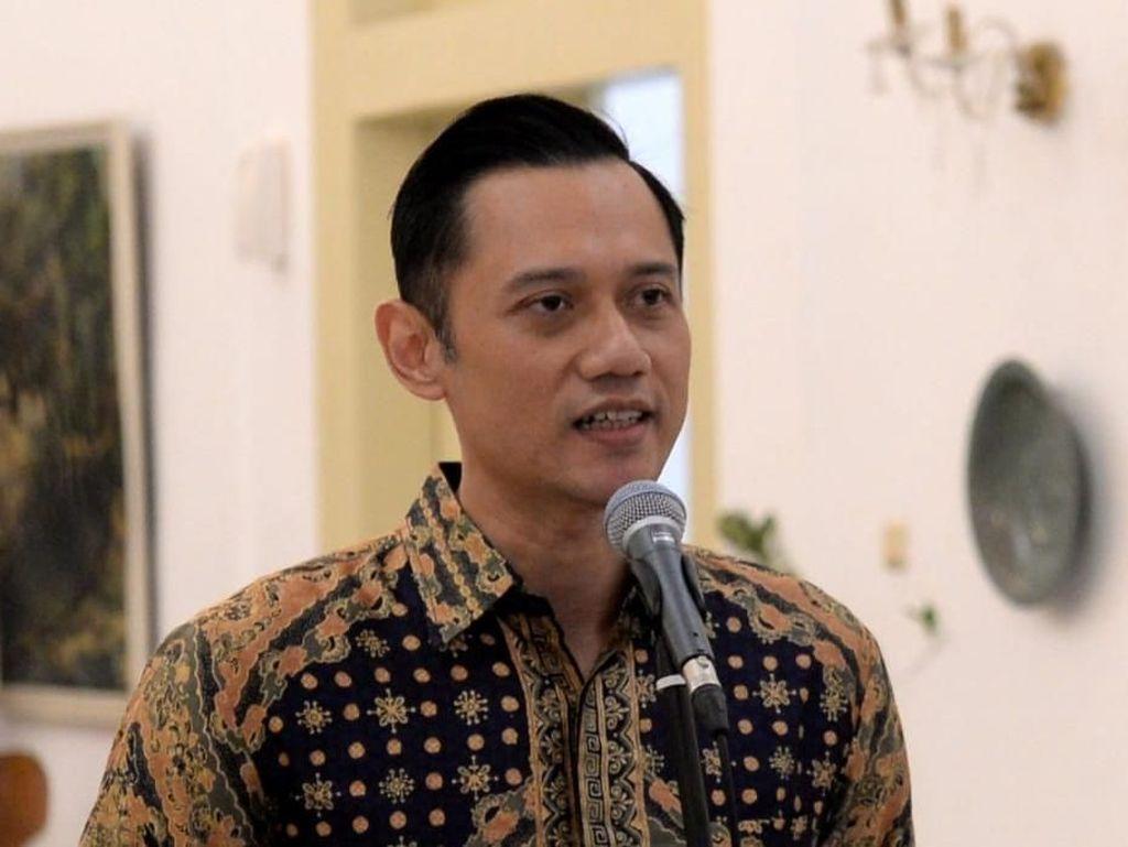 PD Akui AHY Jadi Calon Tunggal Ketua Umum di Kongres Mei 2020