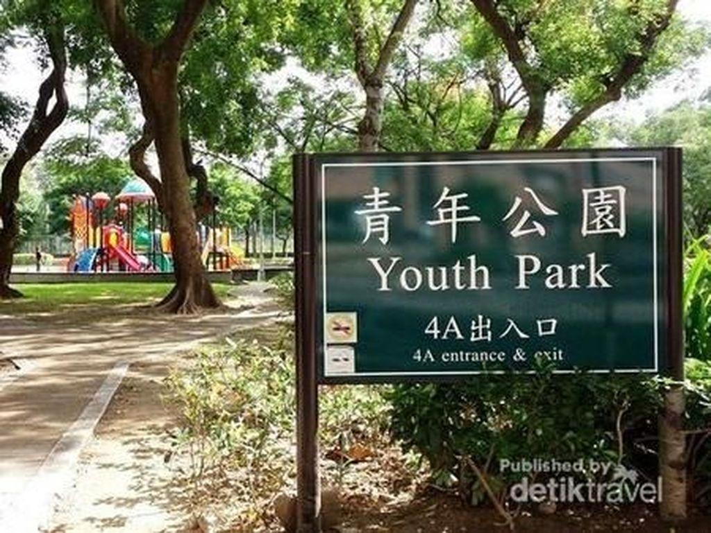 Taman Ini Katanya Bikin Awet Muda, Kamu Percaya?
