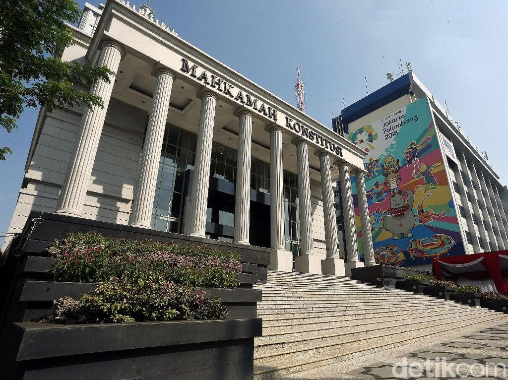 Gugatan Kursi Kosong Wagub DKI Jakarta Tidak Diterima MK