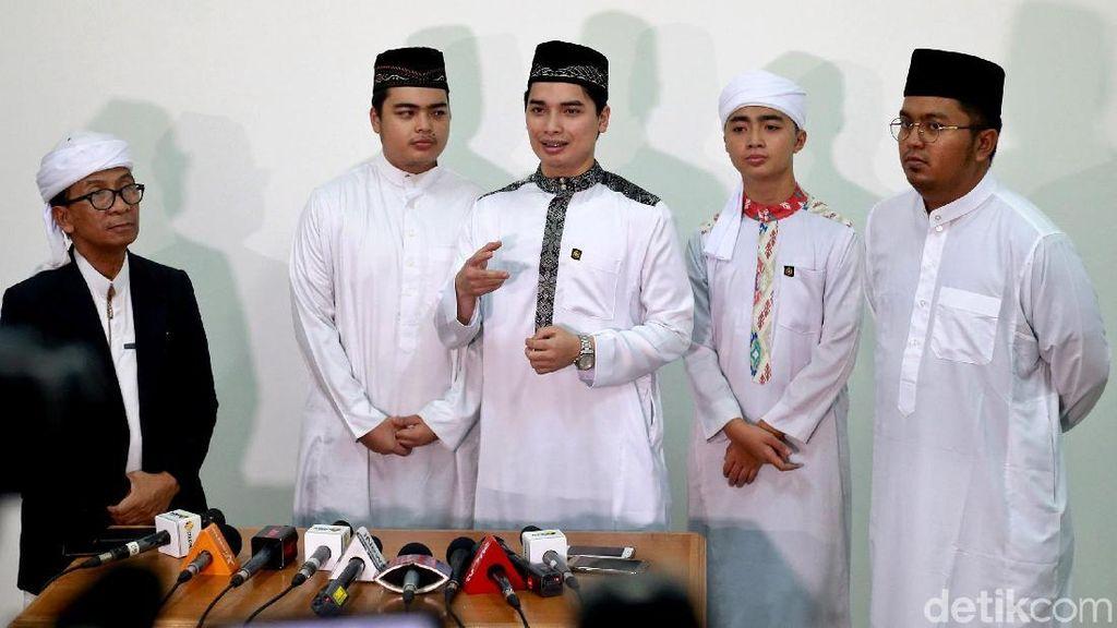 Keluarga Buka Suara Terkait Kepergian Ustaz Arifin Ilham