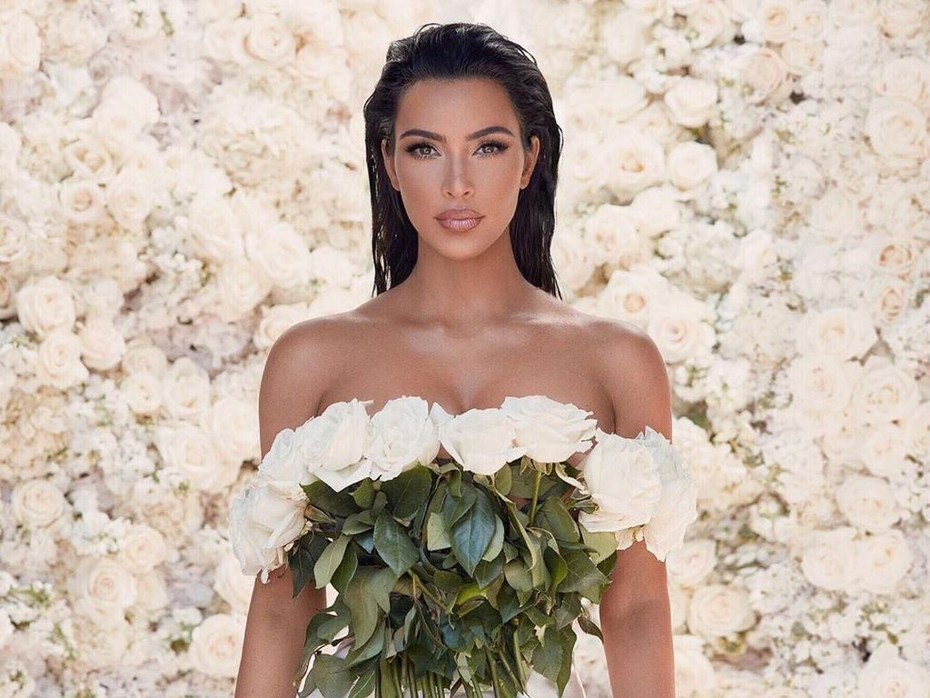 Ini Bayi Baru Kim Kardashian yang Lahir Lewat Ibu Pengganti, Mirip Siapa?
