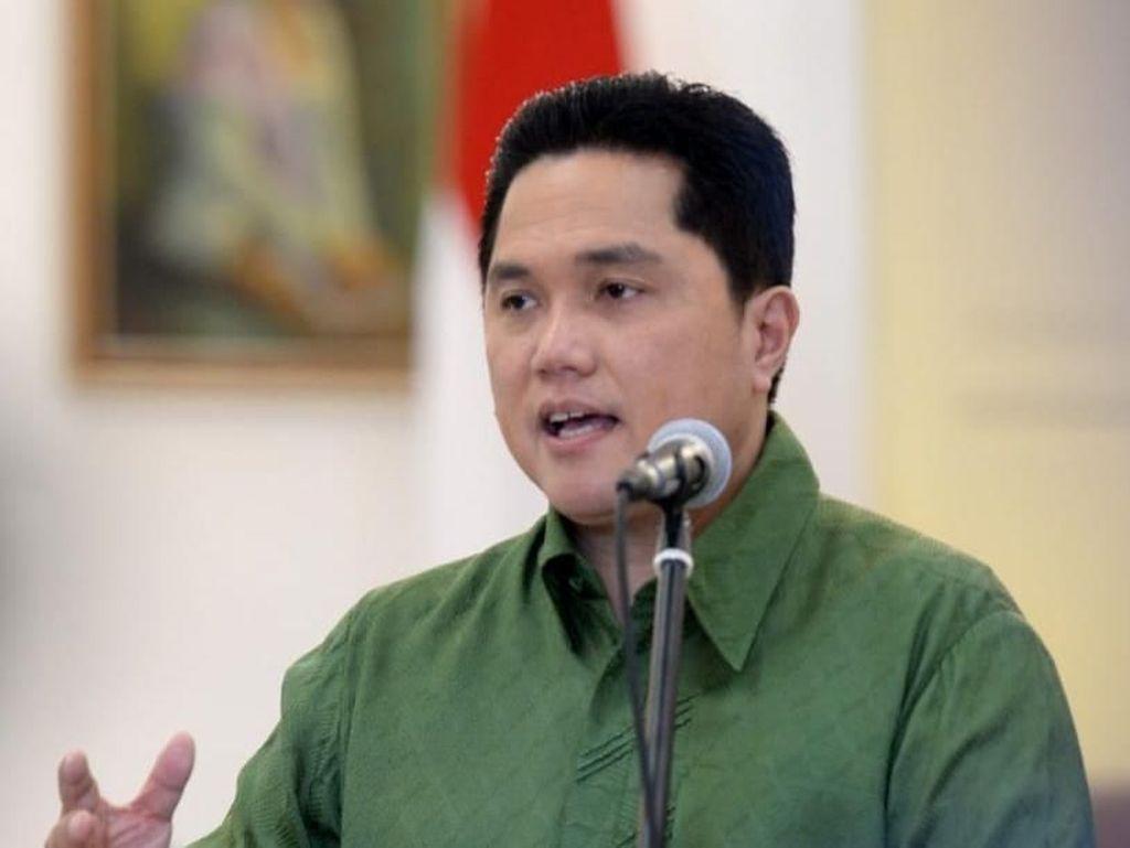 Ketua KOI, Erick Thohir Juga Pimpin Penjaringan Ketum Dipertanyakan