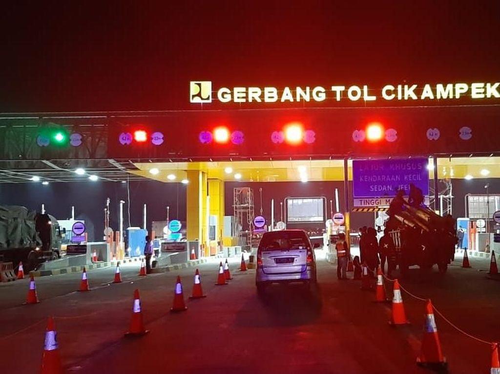 GT Cikarang Utama Dibongkar, Bayar Tol Jadi Mahal?