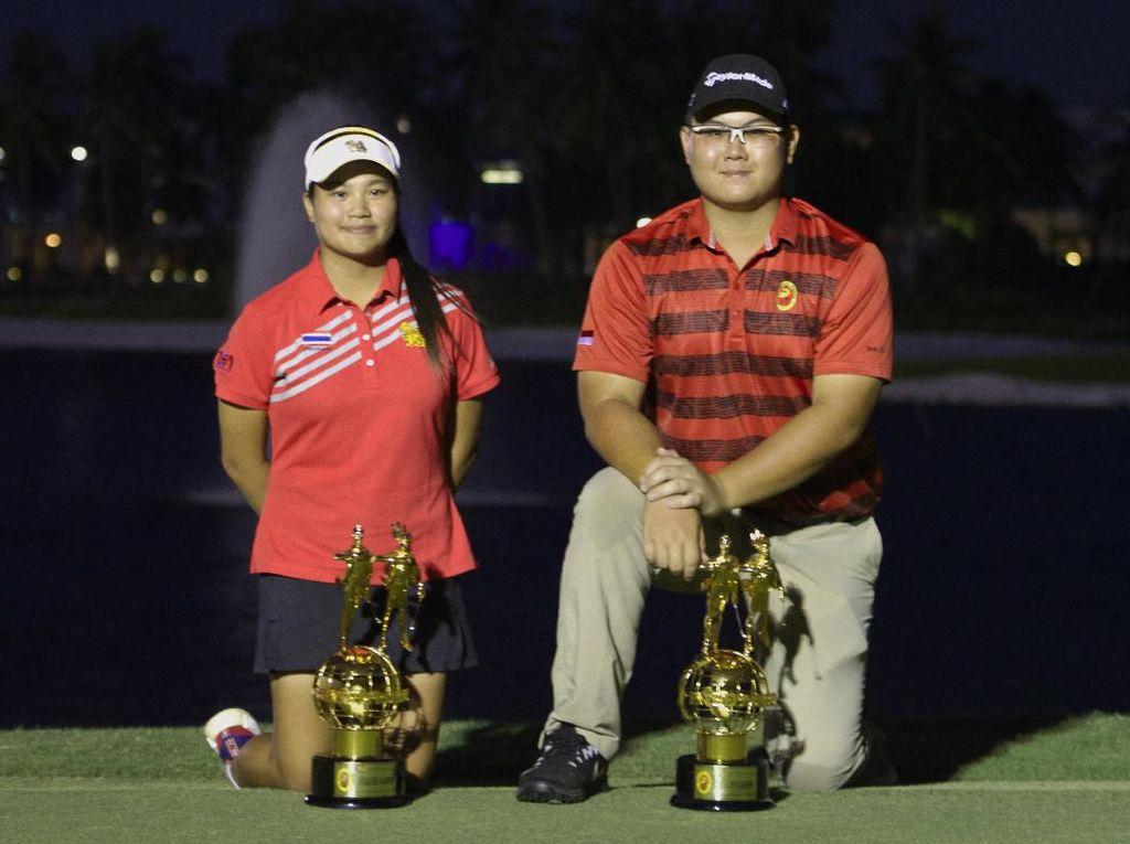 Kentaro Raih Juara ATI Ciputra Golfpreneur Junior World