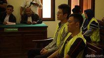 Selundupkan 1 Kg Sabu, 2 WN Malaysia Dihukum 17 Tahun Penjara