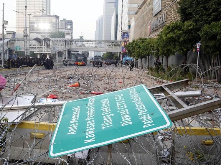 TKN Minta Prabowo Tanggung Jawab Soal Kerusuhan 22 Mei