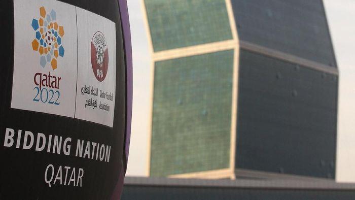 Piala Dunia 2022 di Qatar tetap diikuti 32 tim (Christof Koepsel/Getty Images)