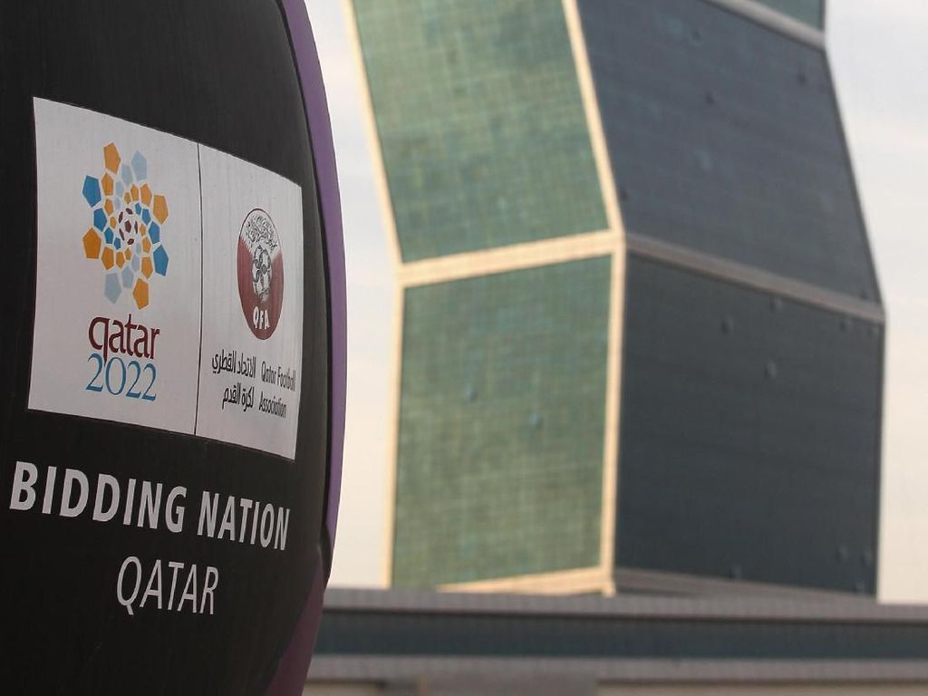 Tak Jadi 48 Peserta, Piala Dunia 2022 Tetap Diikuti 32 Tim