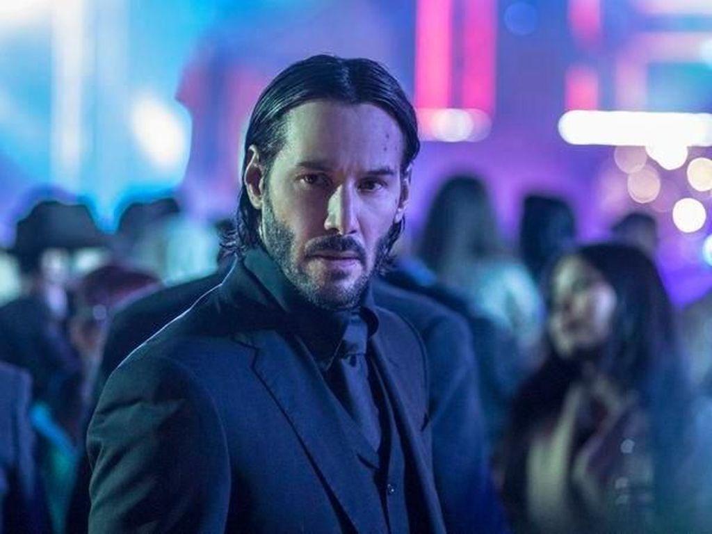 Aktris Ini Utang Kebaikan pada Keanu Reeves