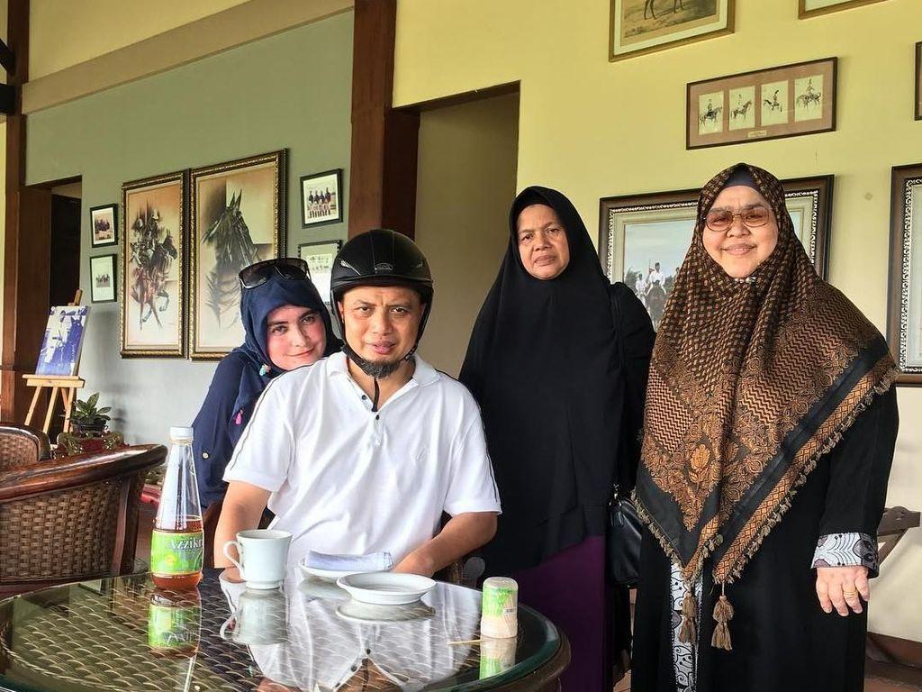 Cerita soal Keraguan Arifin Ilham Berpoligami