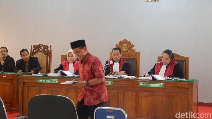 Priyanto, mantan anggota Komite Wasit PSSI (Uje Hartono/detikSport)
