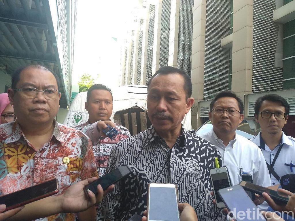 Ketua Komnas HAM Temui Keluarga Harun Rasyid Korban Rusuh 22 Mei