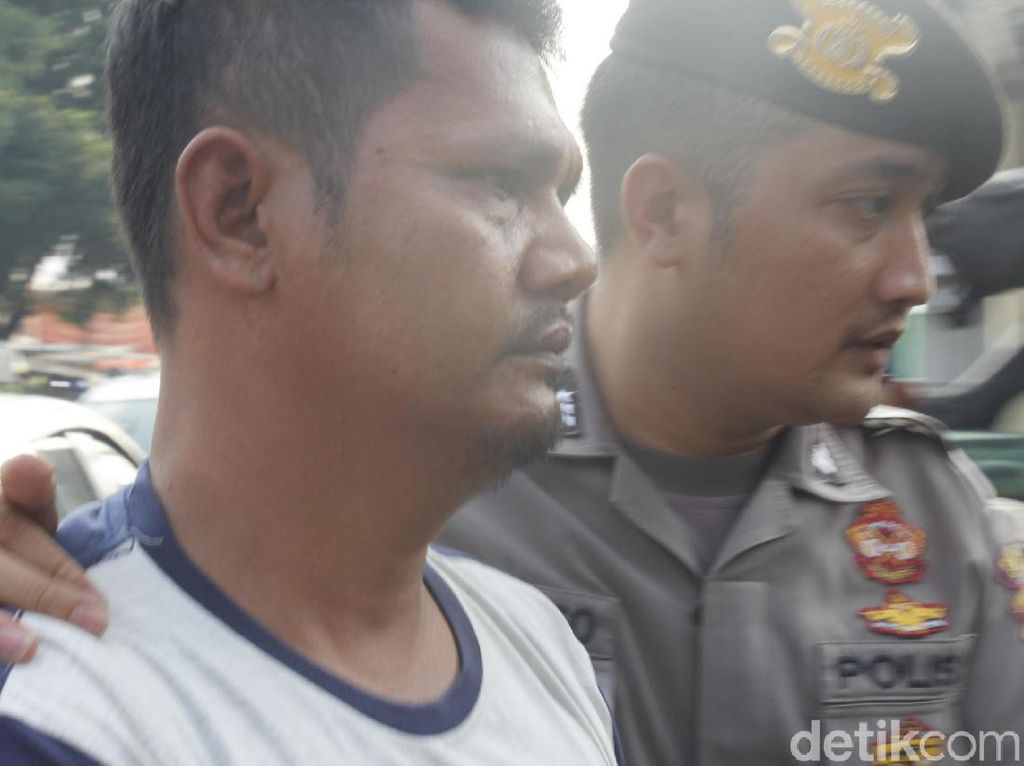 Polsek Cipatat Ciduk Debt Collector yang Rampas Mobil Nasabah