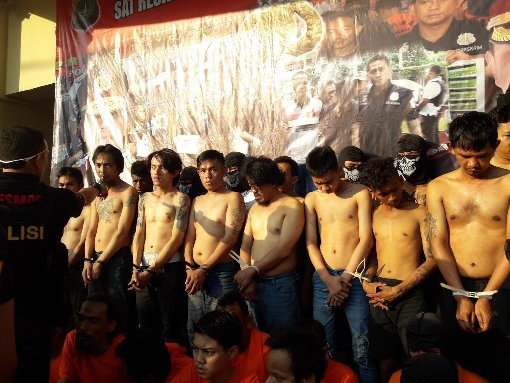 Video: Tampang dan Pengakuan Pelaku Kerusuhan 22 Mei di Petamburan