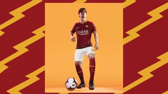 a618c1dae91 Inilah jersey baru AS Roma untuk musim 2019 2020 (nssmag.com)